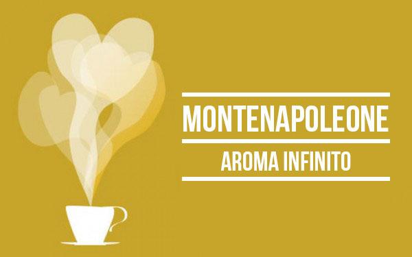 Caffè Montenapoleone -Aroma Infinito - NeroGusto