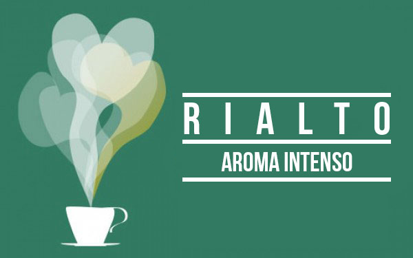 Caffè Rialto - Aroma Intenso - NeroGusto